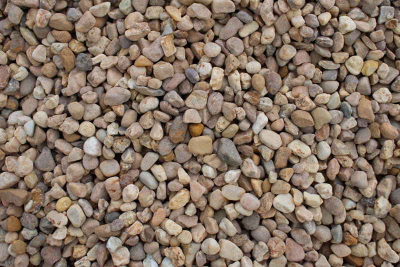 Gravel River Rock Sand Product Supplier Richmond Va Pete Rose Inc