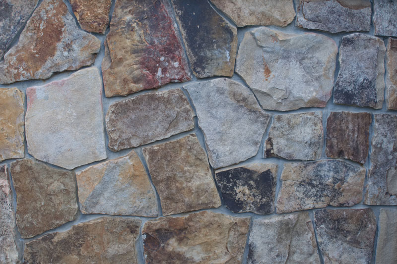 shawnee mountain fieldstone natural stone
